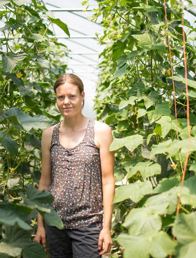 Maggie Dungan, Salad Days Farm