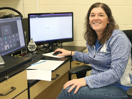 Teacher of the Year, Staying passionate about teaching skills for lifelong health