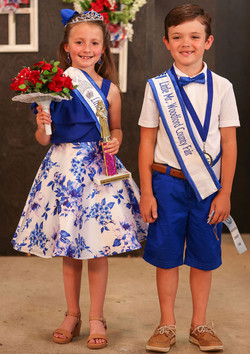 Little Miss and Mister Woodford County F