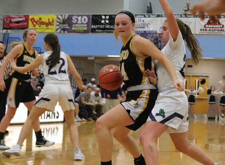 South Oldham pulls away late to end Lady Jackets' season