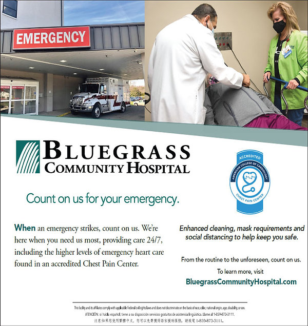 Bluegrass Community Hospital Full Color