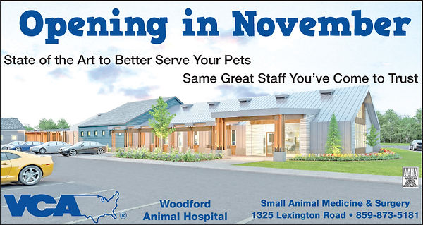 Woodford Animal New Hospital County Wide