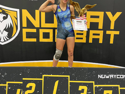 Four youth wrestlers earn All-American honors