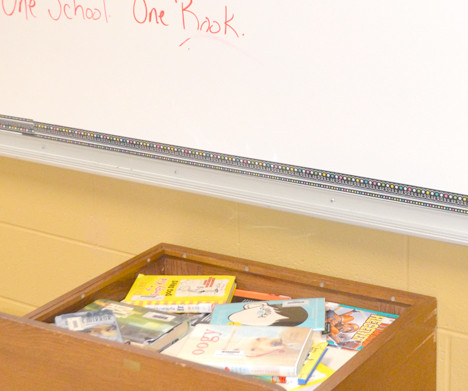 Students learn to follow safety measures to stay in school