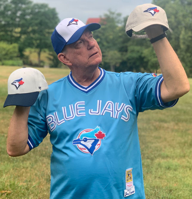 BOB ROUSE is a Midway native and, since 1977, a fan of the Toronto Blue Jays, the Major League Baseball team with the same mascot as the former Midway High School athletic squads. His tongue-in-cheek effort to bring the then-homeless Blue Jays to Midway University's new baseball field failed, but in the process, Rouse brought international attention to the city. (Photo submitted)