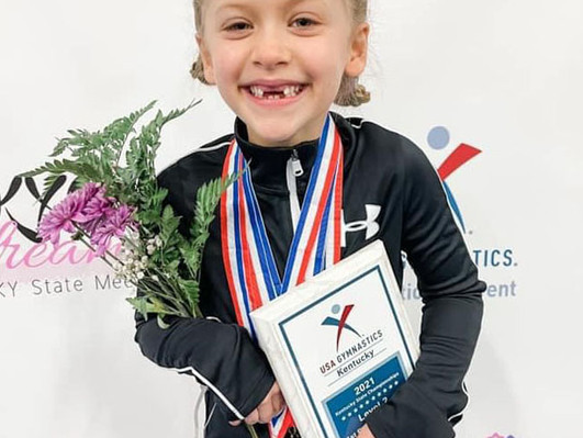 Agility Gymnastics students excel in recent tournaments