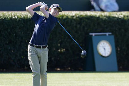 Bradford Lacefield at Augusta
