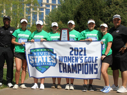 Midway women's golf hangs on to win fifth consecutive RSC Championship