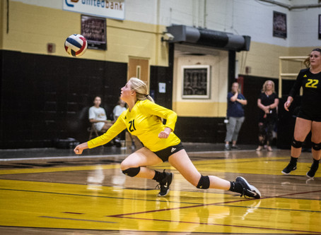 WCHS volleyball shut out by Bryan Station