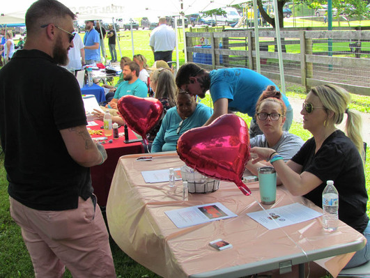 Celebrating recovery at Big Spring Park