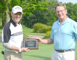 Hawkins gets plaque