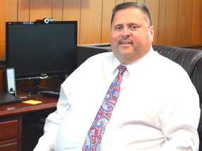 Adkins wants to build relationships, give students opportunities