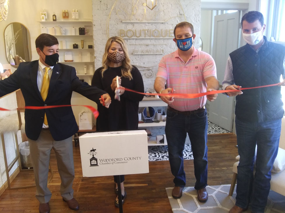 Ribbon Cutting Boutique