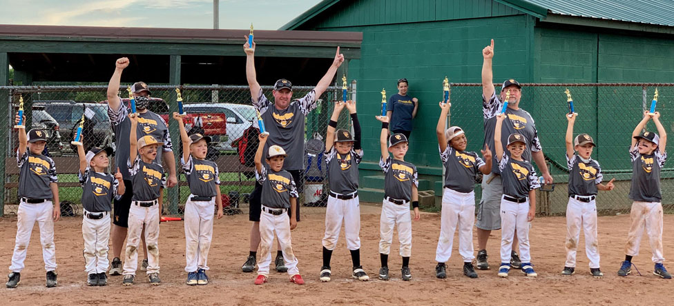 Woodford County 7U All Stars