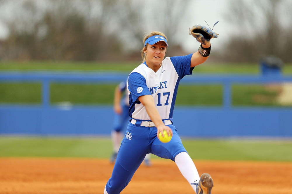 2017 WCHS GRADUATE BETHANY TODD has transferred from the University of Kentucky to Eastern Kentucky University. (University of Kentucky photo)