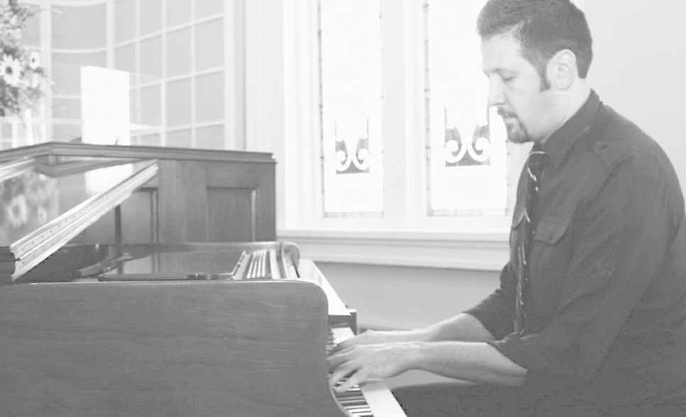 """AARON JONES will perform Sunday at 7 p.m. at First Christian Church of Versailles. The Woodford County pianist is moving to Florida next month, but not before other """"farewell and thank you"""" performances at Addie's April 22 at 7 p.m., Christie's in Georgetown on May 6 at 7:30 p.m. (both with singer Matthew Castle) and a Mother's Day brunch show at Addie's on May 8 from 11 a.m. to 3 p.m. (Photo submitted)"""