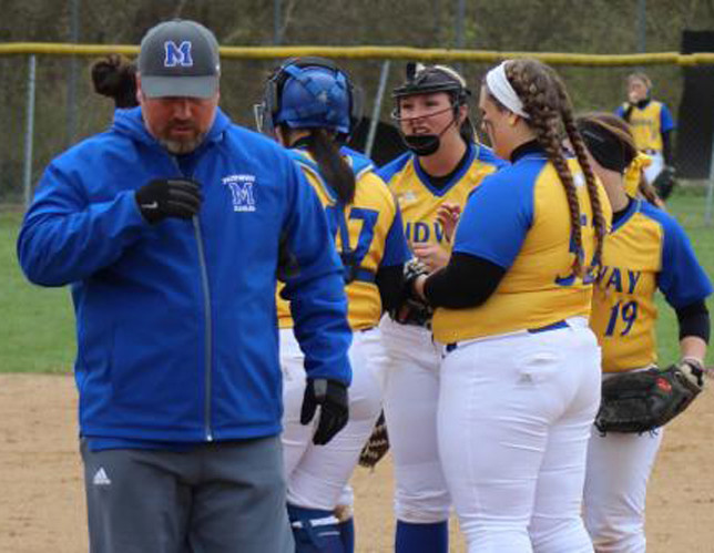 TRIPP SWISHER was recently named the full-time Midway University softball coach. (Midway University photo)