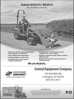 Central-Equipment-Kubota-BX