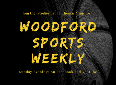 Introducing: Woodford Sports Weekly