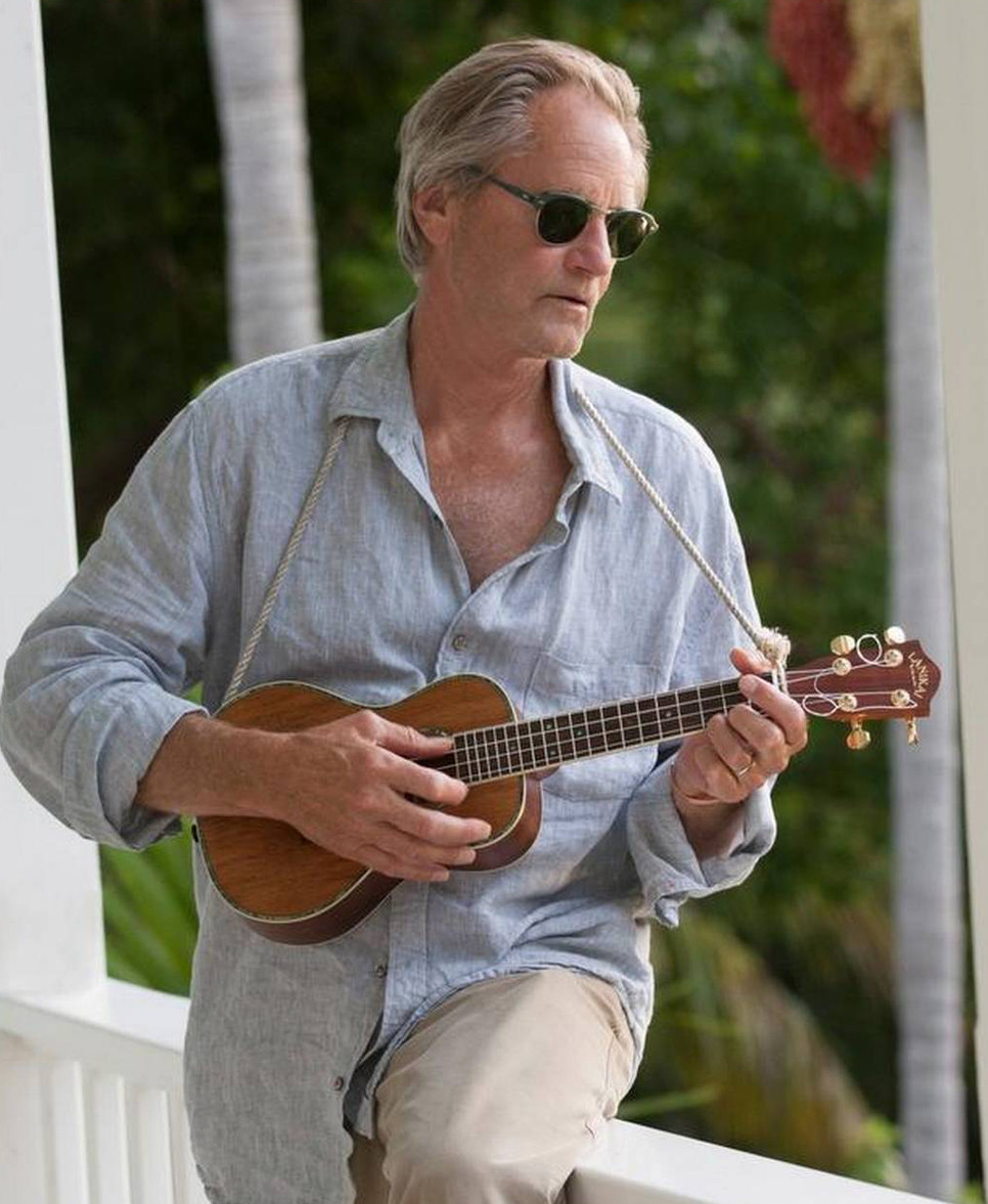 """ACTOR and  playwright Sam Shepard, in one of his numerous roles, appeared in the original Netflix series """"Bloodline."""" Shepard, 73, died last week at his home in Midway. (Photo by Saeed Ayani, Netflix via AP)"""