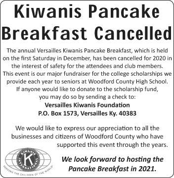 Kiwanis Pancake Breastfast County Wide 2