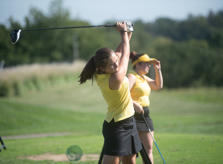 Thompson's career-best paces Lady Jackets to win