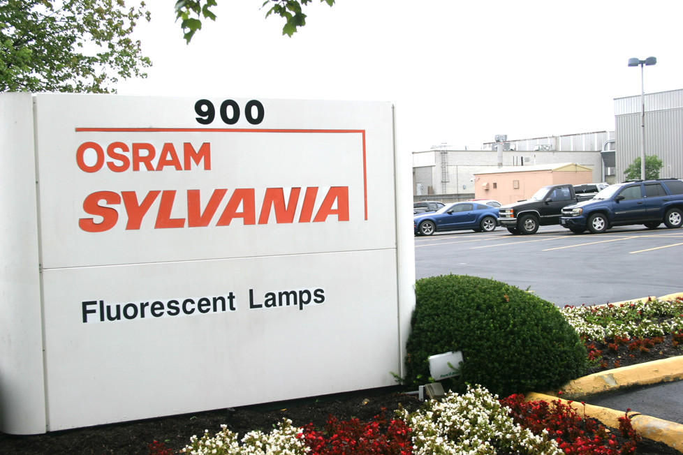 THE VERSAILLES OSRAM Sylvania plants and distribution center were recently sold to an investment group for $442 million. (Photo by John McGary)