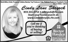 Cindy Shryock 2 x 2 with a message.jpg