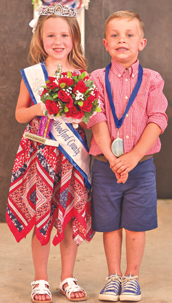 Little Miss and Mister Woodford County