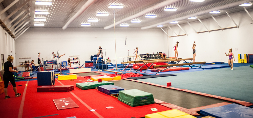 A VIEW INSIDE the state-of-the-art Agility facility on Frankfort Street. (Photo by Bill Caine)