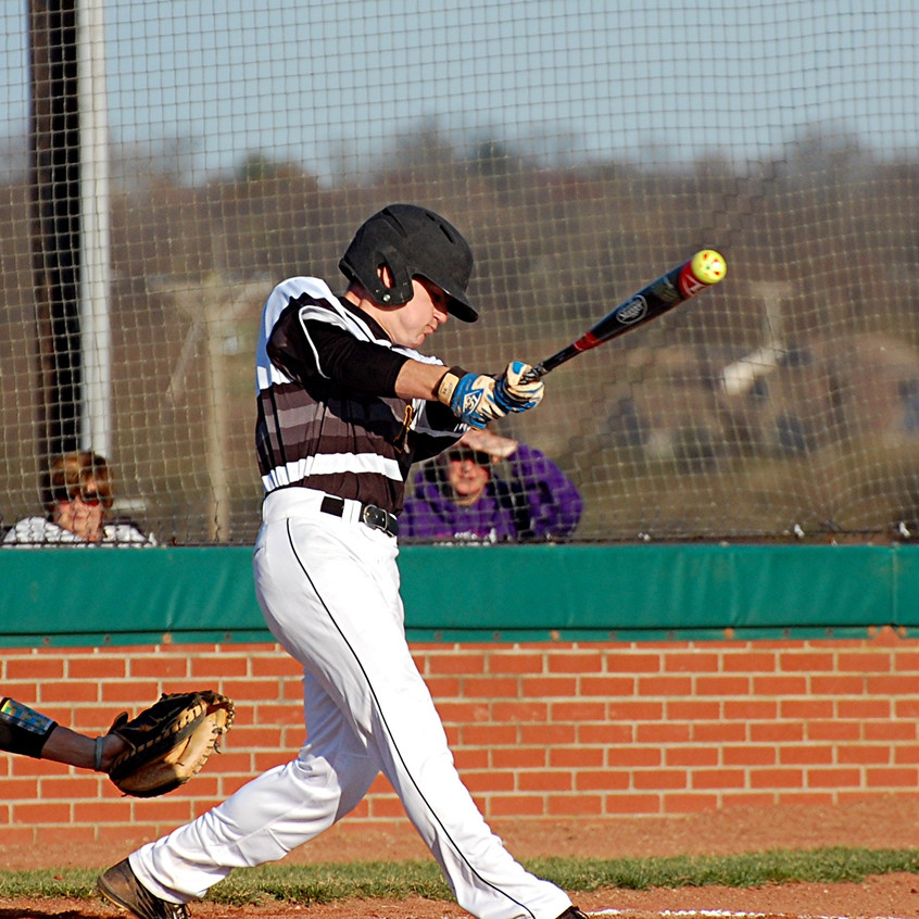JACK OCKERMAN can play a number of positions on the WCHS baseball team. He is also one of the team's most consistent hitters. (File photo by Rick Capone)