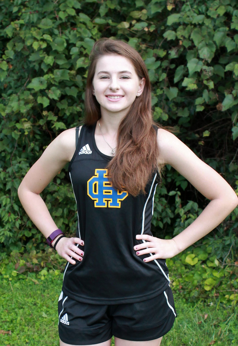 MIDWAY UNIVERSITY CROSS COUNTRY signed Henry Clay High School's Julia Sammet. (Midway Athletics photo)
