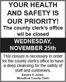 County Clerk's Office Closed 11-19-1t.jp