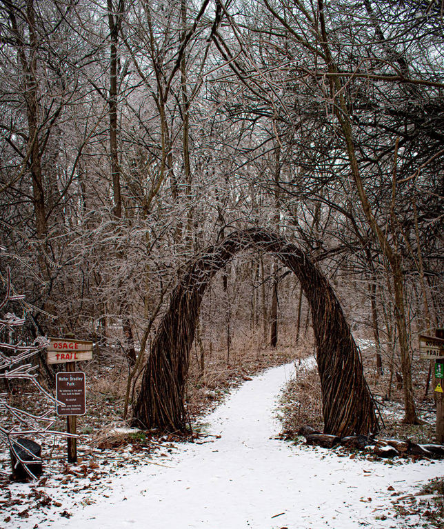 WB Park Osage Trail