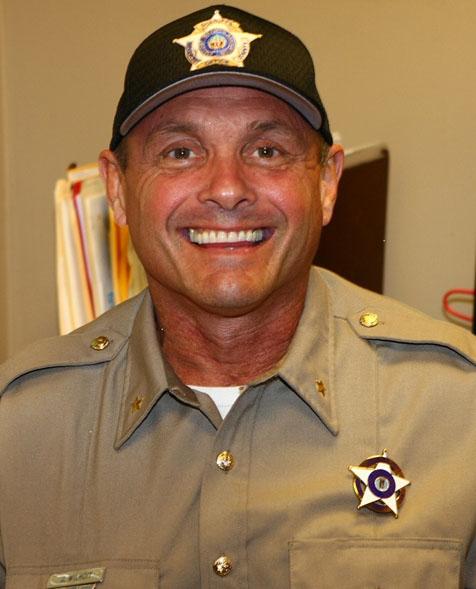 Wilhoit sheriff
