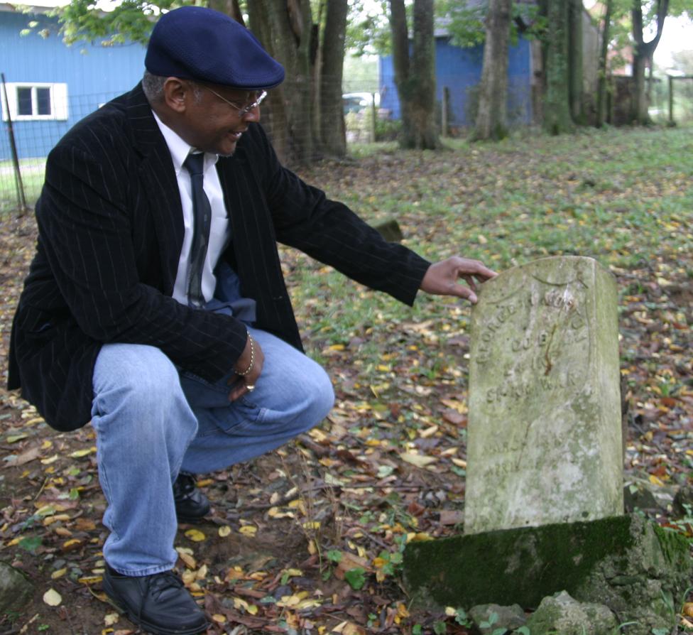 Morton cemetery crop