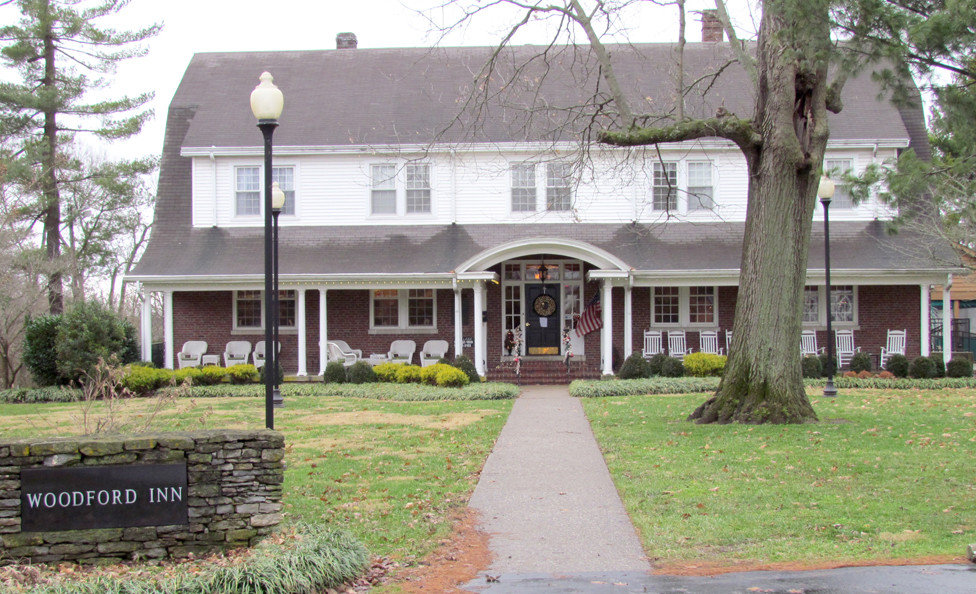 ADDIE'S AND THE WOODFORD INN closed Dec. 26 with no notice, but owner Linda Parker said until just a few days before, she and her husband Bruce were hoping to fashion a new lease for their restaurant and bed and breakfast at the historic Cleveland Home. (Photo by John McGary)