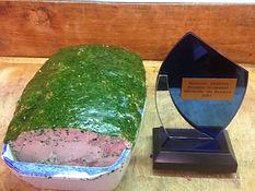 Jambon persillé médaillé 2019