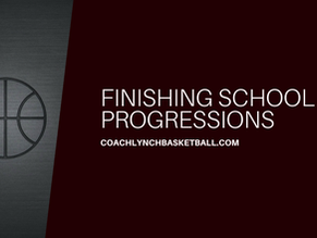 Finishing School (III) - Progressions