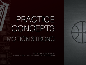 Practice Concepts for Motion Strong