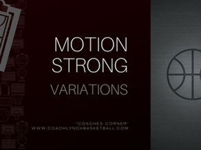 Motion Strong Variations