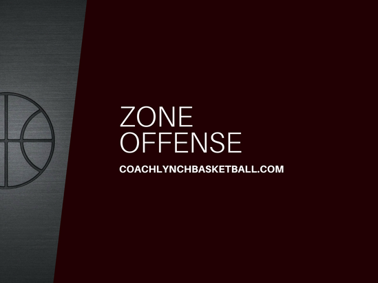Zone Offense Concepts