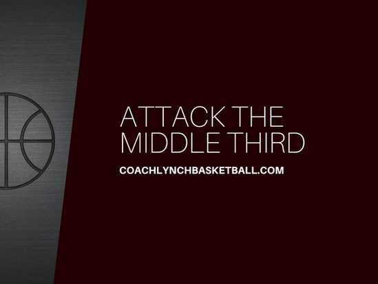 Attacking the Middle Third