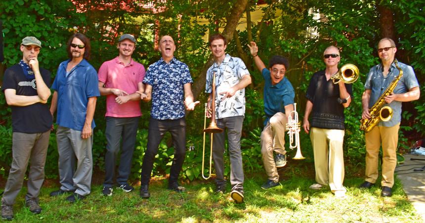 The Toby Tobias Ensemble messin' around