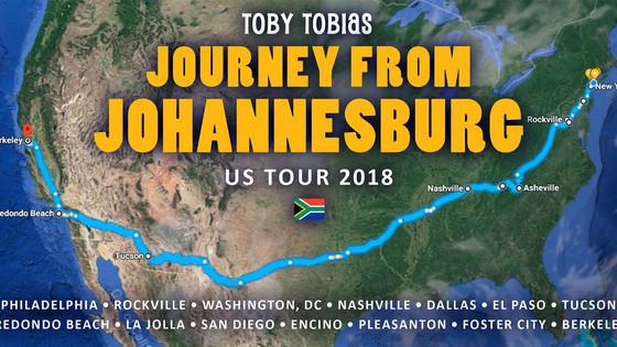 'JOURNEY FROM JOHANNESBURG' LAUNCHES FIRST U.S. TOUR