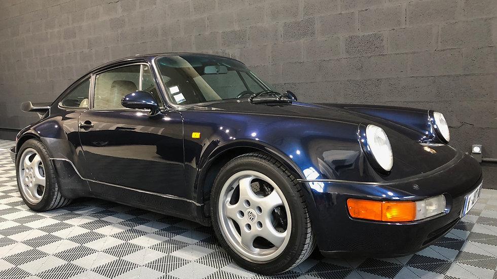Porsche 964 Turbo 3.3 2nde main
