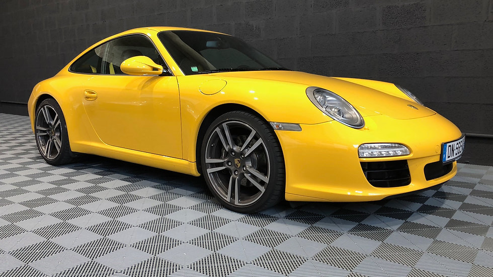 Porsche 997 carrera PDK EXCLUSIV état NEUF