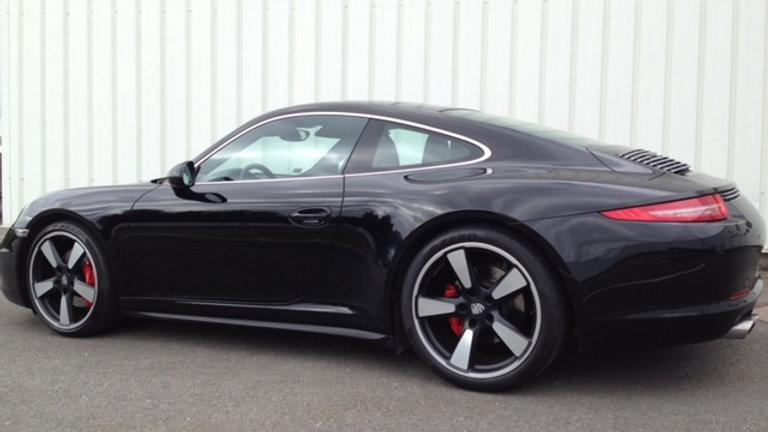 Porsche 991 50eme anniversaire - Origine France