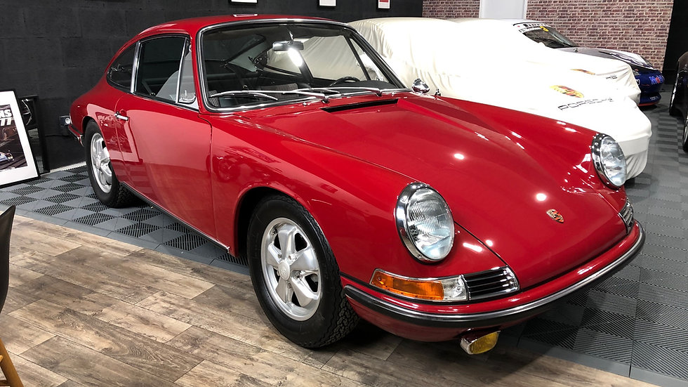 PORSCHE 911 2.0 S 67 SWB 100% MATCHING NUMBERS