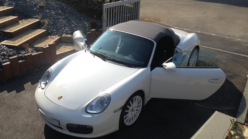 Porsche Boxster S Design                        Edition 2 de 2009